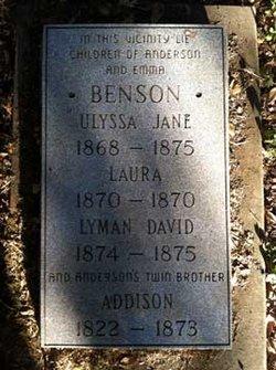 Lyman David Anderson