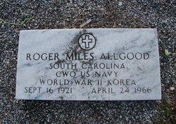 Roger Miles Allgood