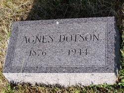 Agnes <I>Holub</I> Dotson