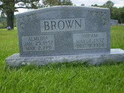 Susan Almedia <I>Gann</I> Brown