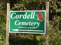 Cordell Cemetery
