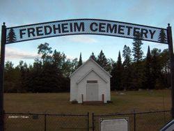 Fredheim Norwegian Church Cemetery