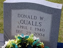 Donald Wyland Qualls