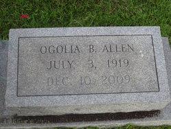 Ogolia B. Allen