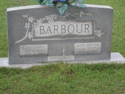 Margaret <I>Roberts</I> Barbour