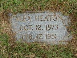 "Alexander ""Alex"" Heaton"