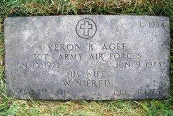 Veron R Agee