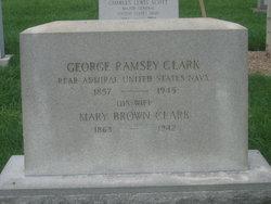 RADM George Ramsey Clark