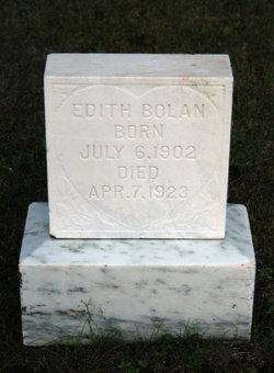 Edith Bolan