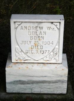 Andrew William Bolan