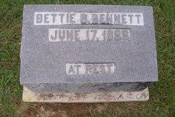 Bettie Batts Bennett