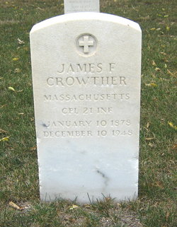 James F Crowther