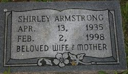 Shirley <I>Papin</I> Armstrong
