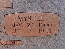 Myrtle Agnew