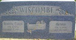 Arthur Newland Wiscombe