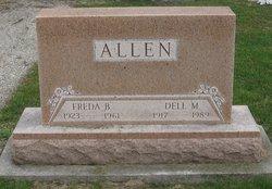 "Merritt Delwon ""Dell"" Allen"