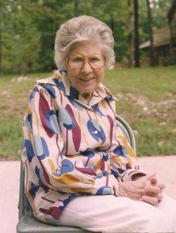 "Vera Irene ""Nanny"" <I>Harris</I> Harney DeClerk"