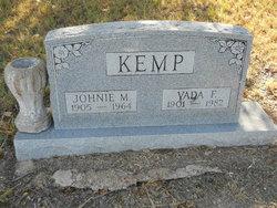 Vada Fay <I>Kincheloe</I> Kemp