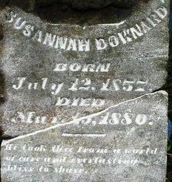 Susannah Downard