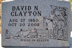 """David Noland """"Cowboy"""" Clayton"""