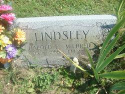 Mildred Frances <I>Meade</I> Lindsley