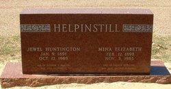 Jewel Huntington Helpinstill