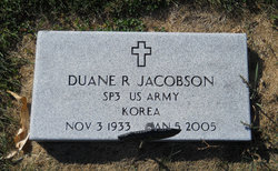 Duane R Jacobson