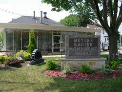 Meyers Racine Monument