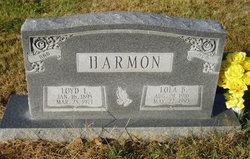 Lola M. <I>Brown</I> Harmon