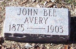 John Bee Avery