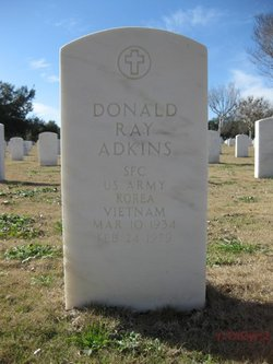 Donald Ray Adkins