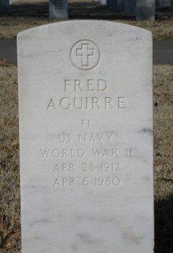 Fred Aguirre