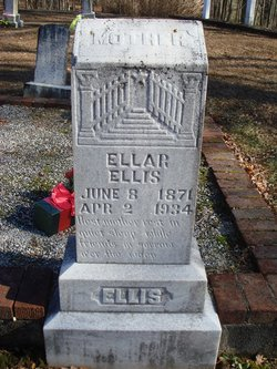 Lillie Ellar <I>DeFoor</I> Ellis