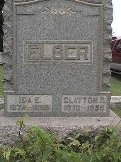 Clayton O Elser