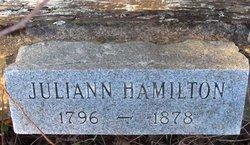 Juliann <I>HARDIN</I> Hamilton