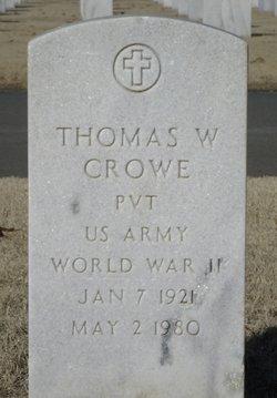 Thomas Crowe