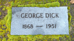 George Dick