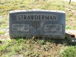 "Louise A ""Elisa"" <I>Whetzel</I> Strawderman"