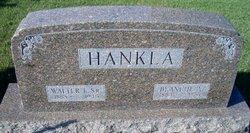 Walter Louis Hankla, Sr