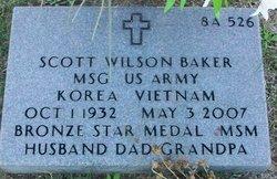 Scott Wilson Baker