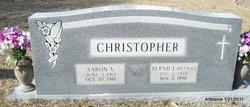 Aaron V. Christopher