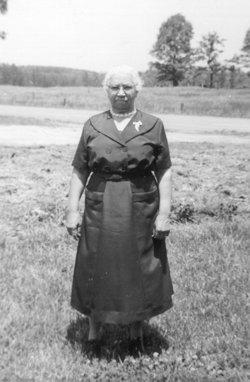 """Bertha Mae """"Bert"""" Carrigan"""
