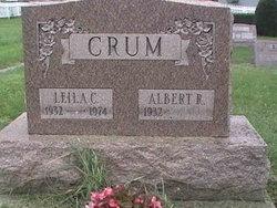 Albert R. Crum