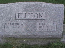 Harold F. Ellison