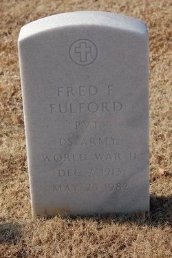 Fred F Fulford