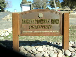Arizona Pioneers Home Cemetery