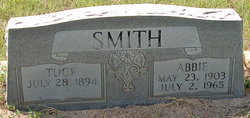 Abbie <I>Higginbotham</I> Smith