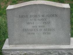 LT James Madison Alden
