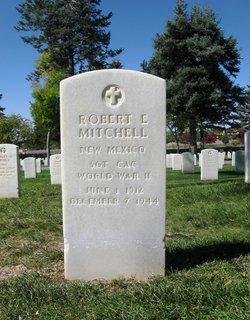 Sgt Robert Earl Mitchell