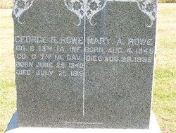 George Robinson Rowe